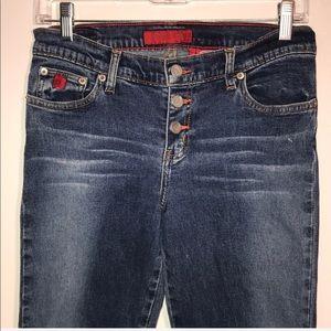 Bongo jeans blue juniors